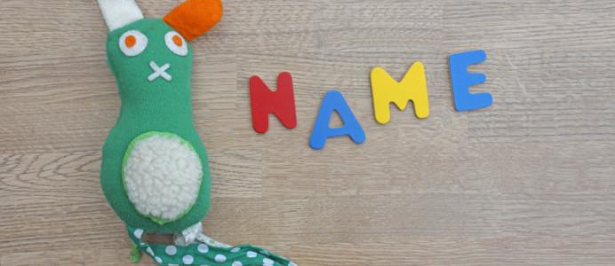 Vornamen für das Baby