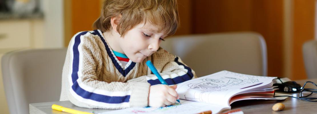 Hausaufgaben selbständig erledigen
