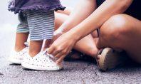 Lauflernschuhe sind die ersten richtigen Kinderschuhe