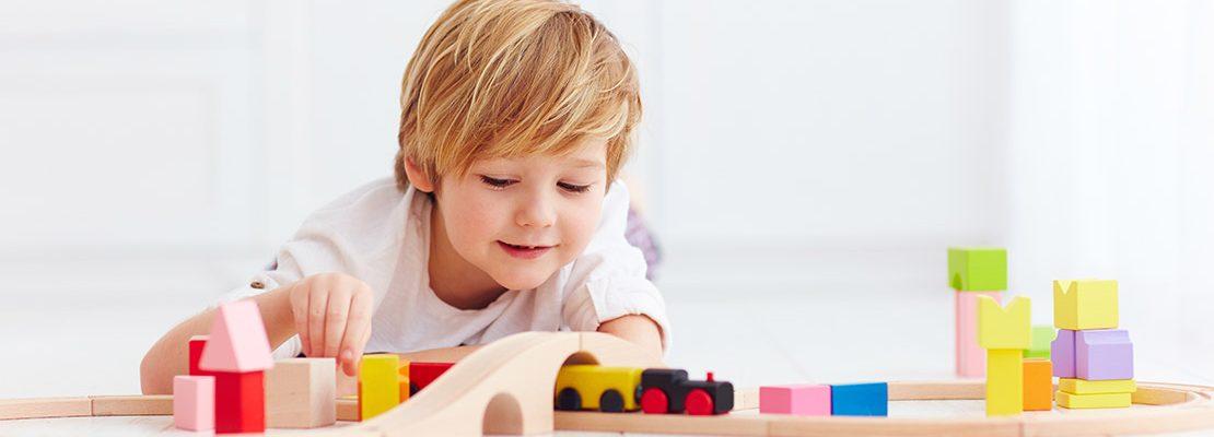 Welche Modelleisenbahn sich für Kinder ab 3, 6 und 8 Jahren eignen