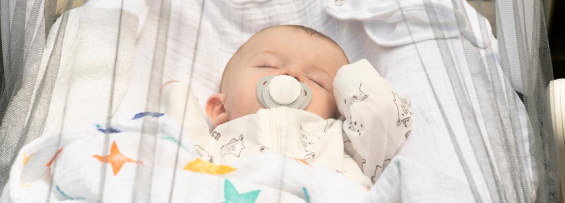 So sorgen Sie für ausreichend Insektenschutz im Kinderzimmer